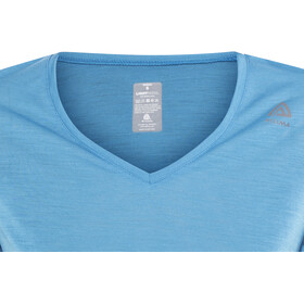 Aclima LightWool Loose Fit T-shirt Dam blithe